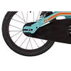 "ORBEA Grow 1 - Vélo enfant - 16"" noir/turquoise"